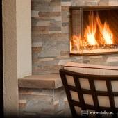 Destaca tu espacio. Con Cerámica Facciata Pietra decora tu ambiente interior. ¿Te encantaría para tu chimenea? dale un me gusta si es así.  Más información en www.rialto.ec  #Rialto #CerámicasRialto #pisos #paredes #cerámica #porcelanato #hogar #decoración #homedesign #interiordesign #diseñodeinteriores #Ecuador