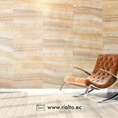 Un diseño único y tecnología de punta se unen en las superficies de nuestro producto Paradiso Beige. ¿Te encantaría tenerlo para tus paredes? Coméntanos.  #Rialto #CerámicasRialto #pisos #paredes #cerámica #porcelanato #hogar #decoración #homedesign #interiordesign #diseñodeinteriores #Ecuador